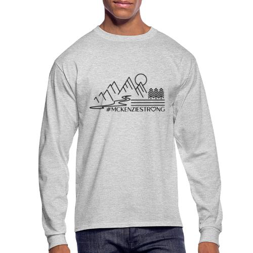 McKenzie Strong - Men's Long Sleeve T-Shirt