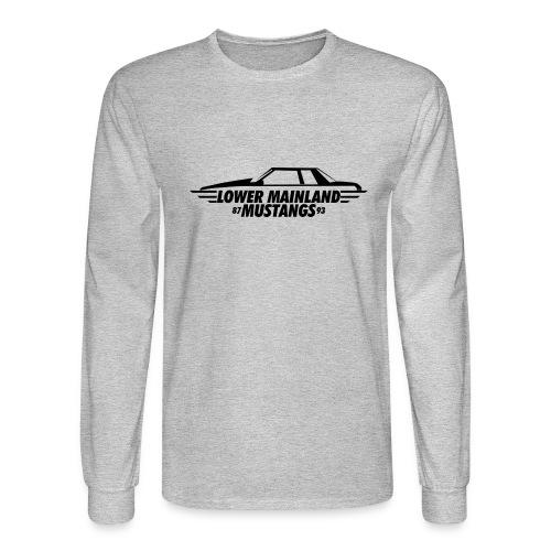 Notch1 - Men's Long Sleeve T-Shirt