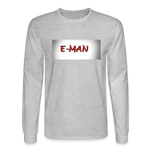 E-MAN - Men's Long Sleeve T-Shirt