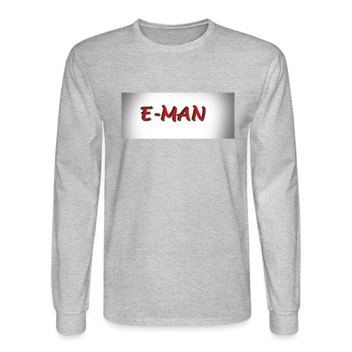 E-MAN - Men's Long Sleeve T-Shirt