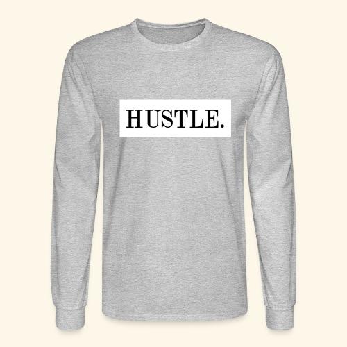 Hustle - Men's Long Sleeve T-Shirt