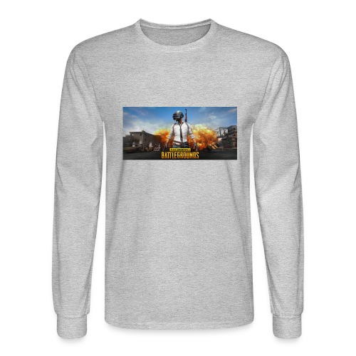 pubg 1 - Men's Long Sleeve T-Shirt