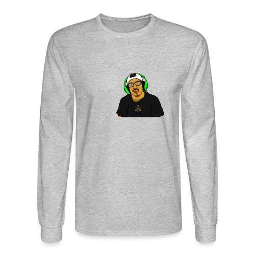 Profile pic - Men's Long Sleeve T-Shirt