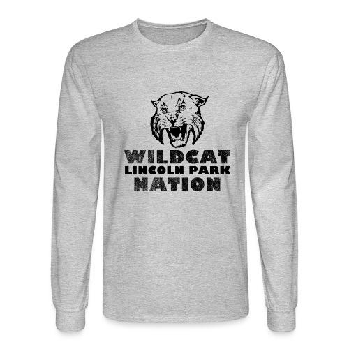 Wildcat Nation - Men's Long Sleeve T-Shirt