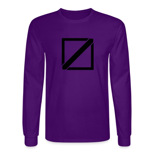 First and Original Design of Divided Clothing - Men's Long Sleeve T-Shirt