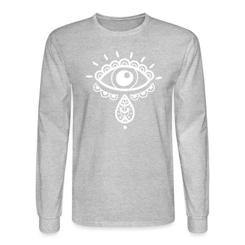 Cosmos 'Teardrop' - Men's Long Sleeve T-Shirt