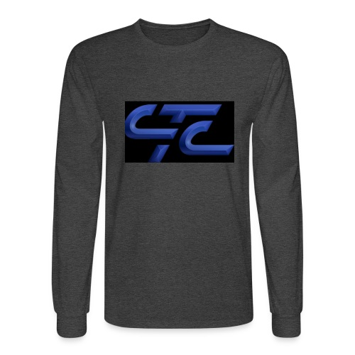4CA47E3D 2855 4CA9 A4B9 569FE87CE8AF - Men's Long Sleeve T-Shirt