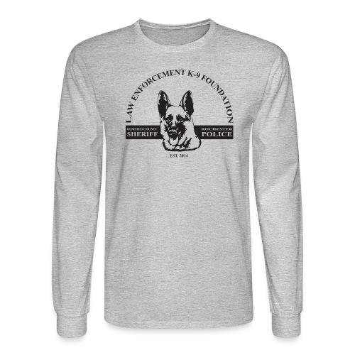 Dog Design - Men's Long Sleeve T-Shirt