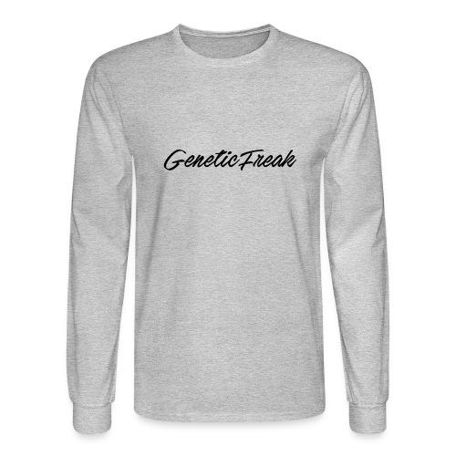 genetic png - Men's Long Sleeve T-Shirt