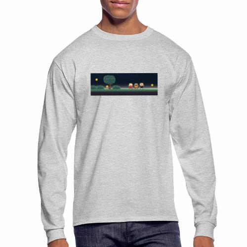 Twitter Header 01 - Men's Long Sleeve T-Shirt
