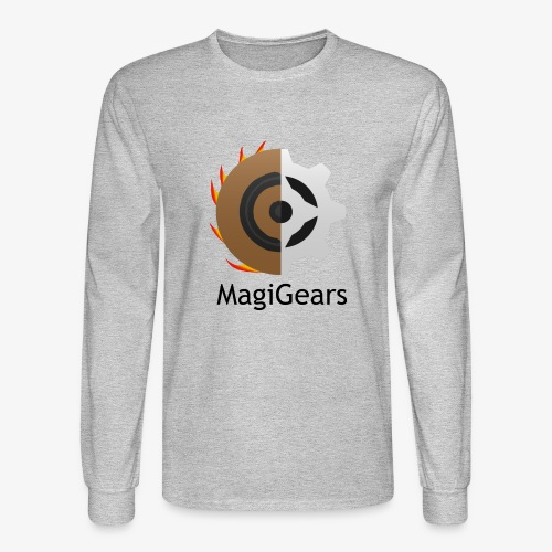 MagiGears - Men's Long Sleeve T-Shirt
