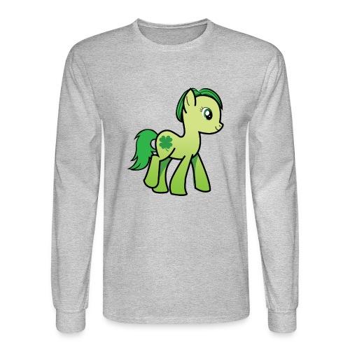 Irish Pony 2 - Men's Long Sleeve T-Shirt
