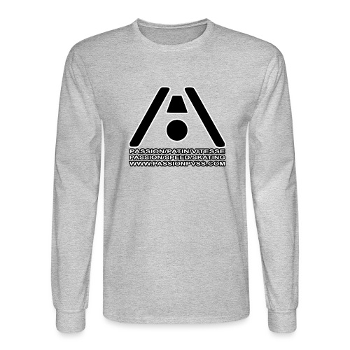 Passion / Skate / Speed - Passion / Speed / Skating - Men's Long Sleeve T-Shirt