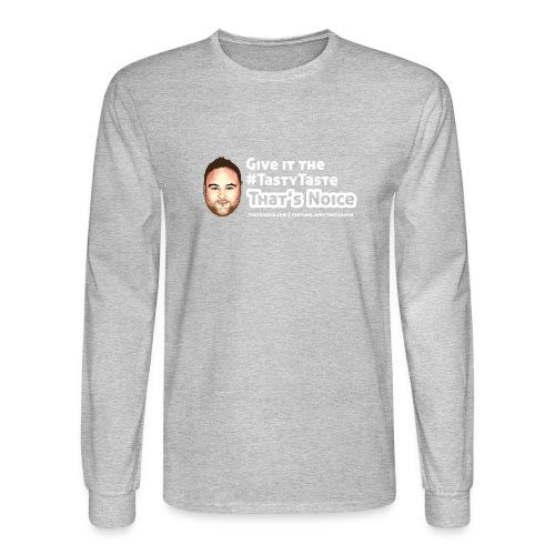 Tasty Taste - Men's Long Sleeve T-Shirt