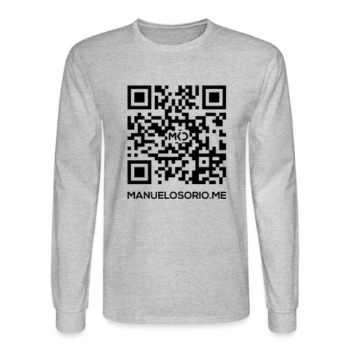 back_design9 - Men's Long Sleeve T-Shirt