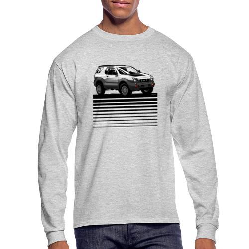 VX SUV Lines - Men's Long Sleeve T-Shirt