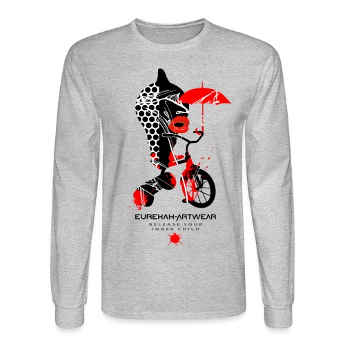 RELEASE YOUR INNER CHILD I - Men's Long Sleeve T-Shirt
