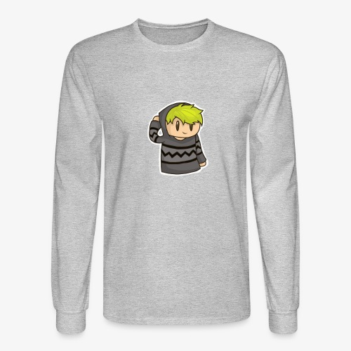 LJack Avatar - Men's Long Sleeve T-Shirt