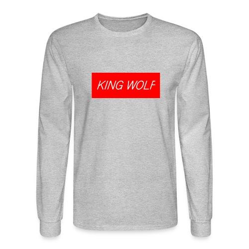 KING WOLF - Men's Long Sleeve T-Shirt