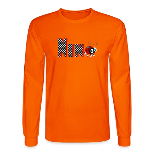 9nd Year Family Ladybug T-Shirts Gifts Daughter - Men's Long Sleeve T-Shirt