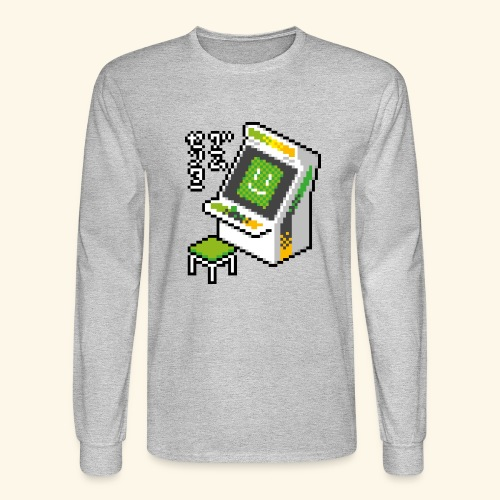 Pixelcandy_AW - Men's Long Sleeve T-Shirt