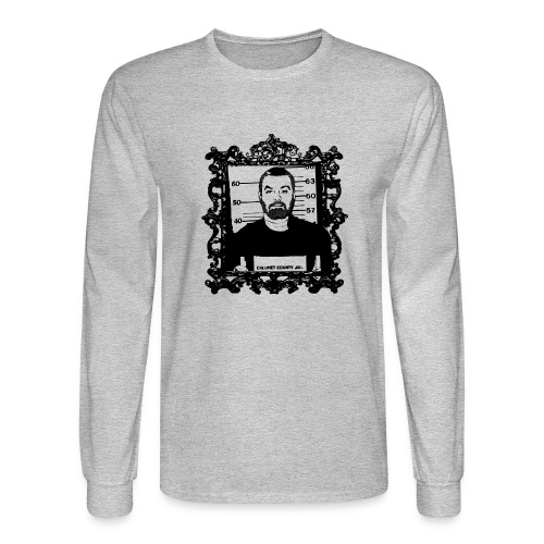 Framed Steven Avery - Men's Long Sleeve T-Shirt