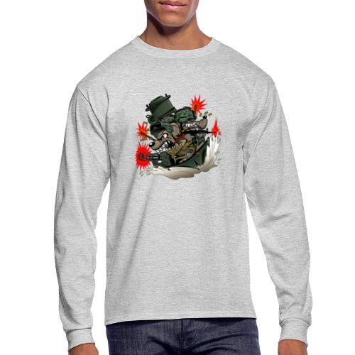 River Rats - Men's Long Sleeve T-Shirt