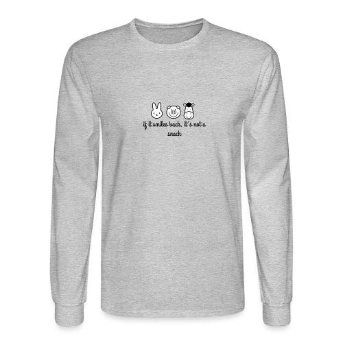 SMILE BACK - Men's Long Sleeve T-Shirt