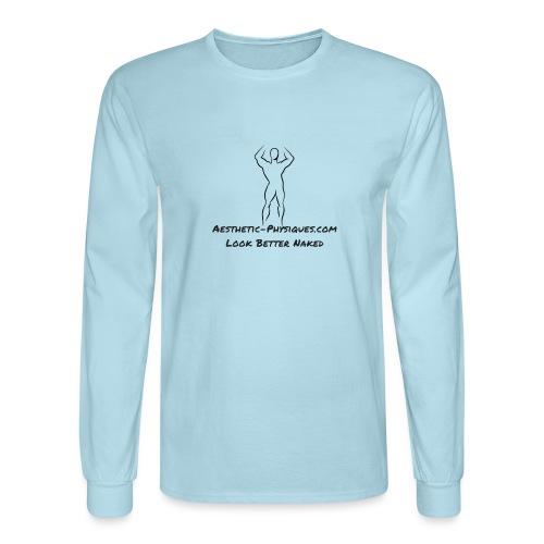 Classic Logo - Men's Long Sleeve T-Shirt