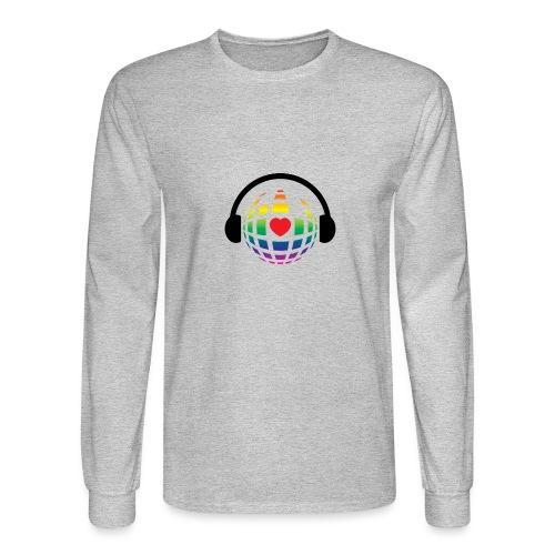 my music world - Men's Long Sleeve T-Shirt
