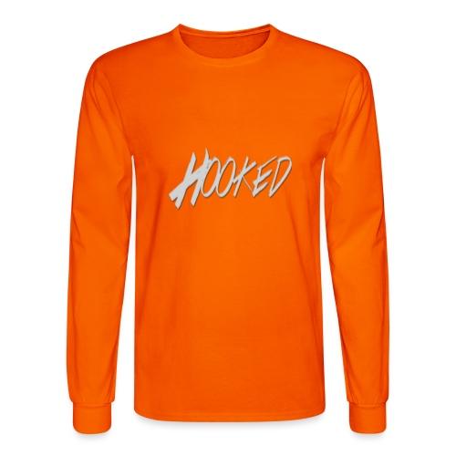 hooked - Men's Long Sleeve T-Shirt