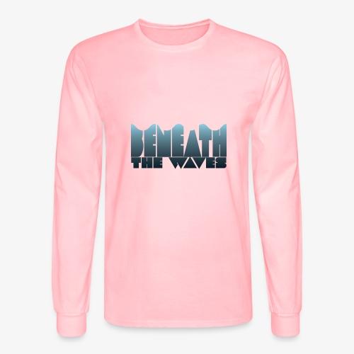011---Beneath - Men's Long Sleeve T-Shirt