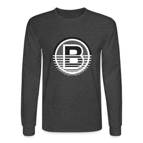 Backloggery/How to Beat - Men's Long Sleeve T-Shirt