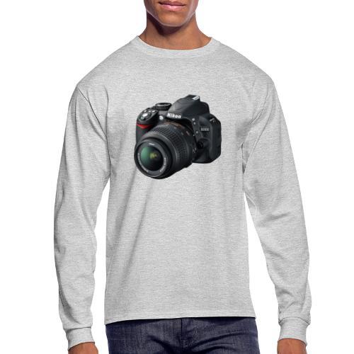 photographer - Men's Long Sleeve T-Shirt