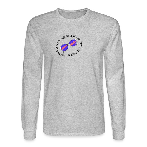 oie_transparent_-1- - Men's Long Sleeve T-Shirt