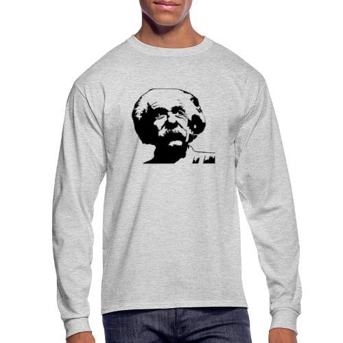 Albert Einstein - Men's Long Sleeve T-Shirt