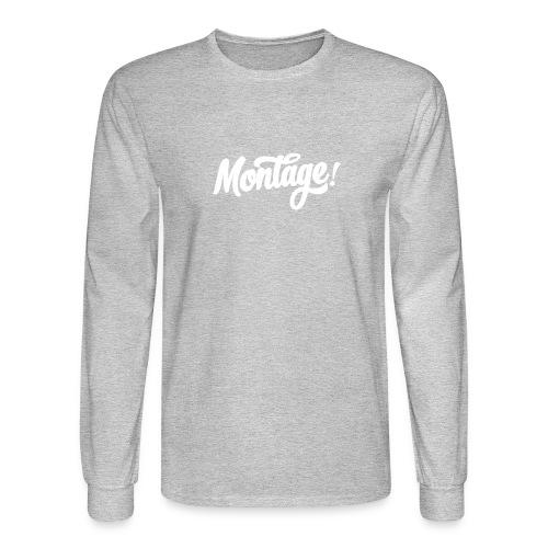Montage - Men's Long Sleeve T-Shirt
