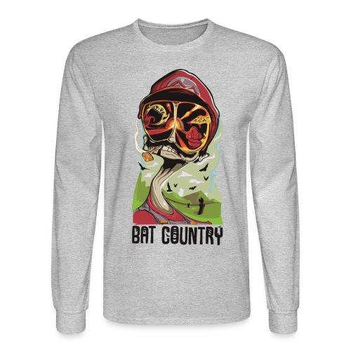 Fear and Mario at Bat Country - Men's Long Sleeve T-Shirt