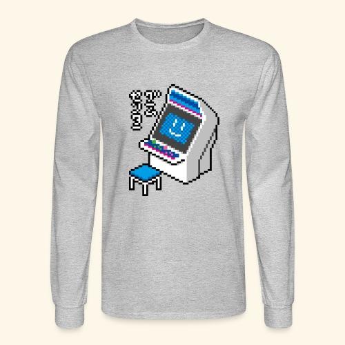 Pixelcandy_BC - Men's Long Sleeve T-Shirt