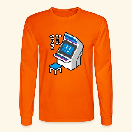 Pixelcandy_BC - Men's Long Sleeve T-Shirt