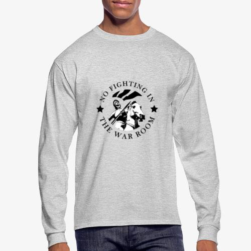 Motto - Joan of Arc - Men's Long Sleeve T-Shirt