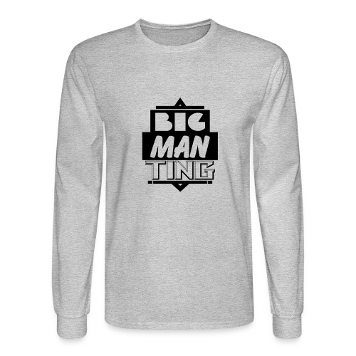 Big man ting - Men's Long Sleeve T-Shirt