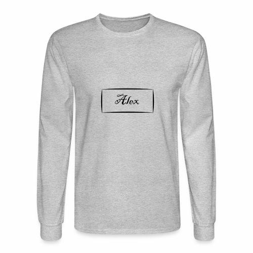 Alex - Men's Long Sleeve T-Shirt