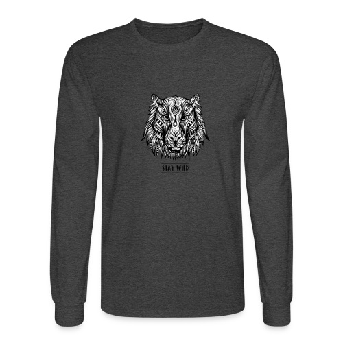 Stay Wild - Men's Long Sleeve T-Shirt
