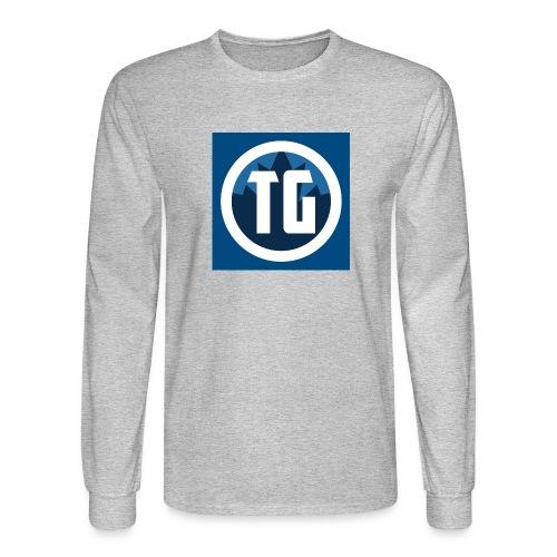 Typical gamer - Men's Long Sleeve T-Shirt