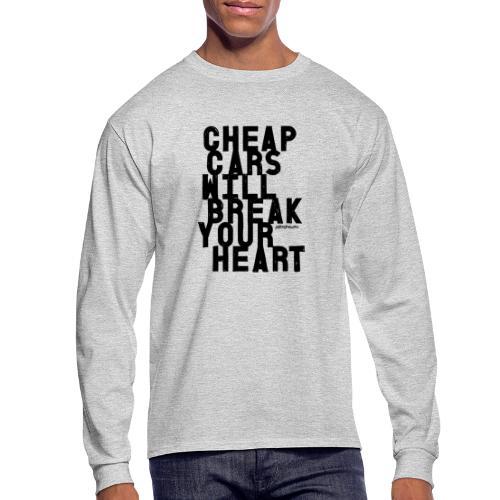 Cheap car - Men's Long Sleeve T-Shirt