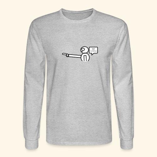 OMG its txdiamondx - Men's Long Sleeve T-Shirt
