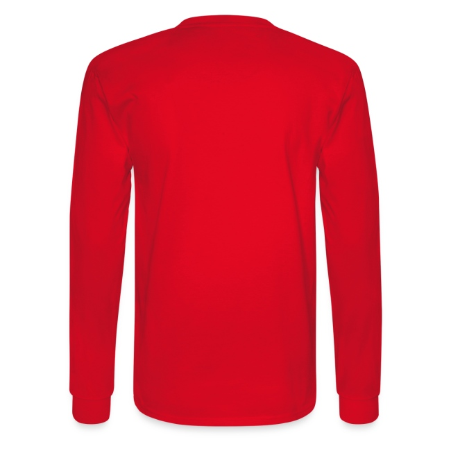 Red Devil - Womens Longsleeve Negative