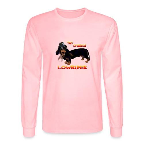 The Original Lowrider - Men's Long Sleeve T-Shirt
