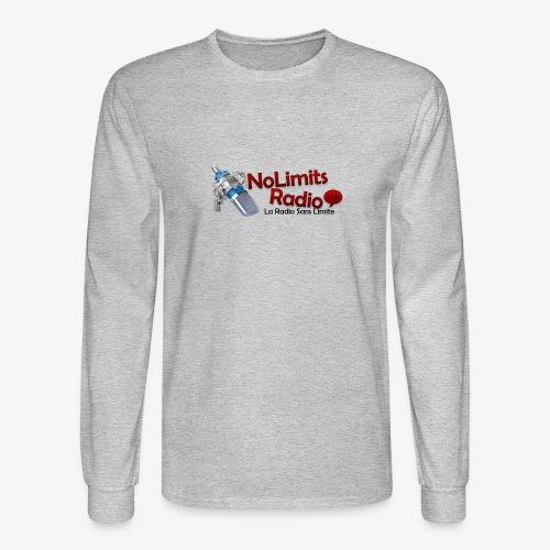 NolimitRadio - Men's Long Sleeve T-Shirt